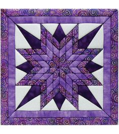 Quilt Magic No Sew Wallhanging Kit. Make a unique quilted wallhanging to decorate any room in the house. These kits are fun and easy to make because they require no special tools; sewing; or gluing. E