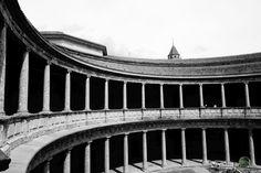Alhambra Teil von Karl V Travel