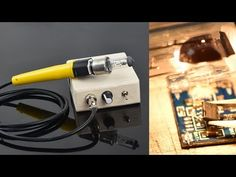 (1) How to Make Hot Air Gun from Halogen Bulbs - YouTube