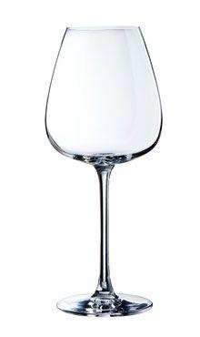 Case Pack: 1 Dozen  Cardinal Glassware White Wine Glass 11-3/4 oz. - E6100 White Wine Glass, 11-3/4 oz., Arcoroc, Grands Cepage