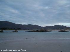 XOAN ARCO DA VELLA: PLAYA DE CARNOTA - BOCA DO RIO