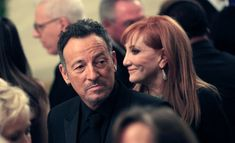Bruce Springsteen and Patti Scialfa Photos - 37th Annual Kennedy Center Honors - Zimbio
