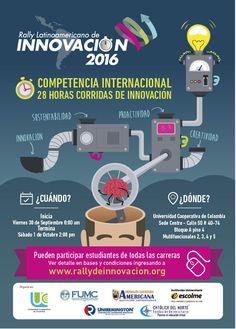 @Escolmeeduco ¿Te gustan las competencias?esta es tu oportunidad, participa del Rally Latinoamericano de Innovación.