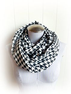 <3 everything houndstooth