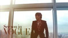 VOGUE fashion | news | 内田篤人、VOGUEに二度目の登場!