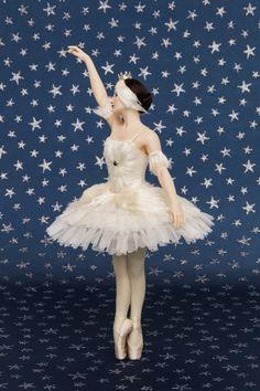 Anna Pavlova, Silver Tiara, Ballerina Doll, Silk Taffeta, Barbie Dolls, Art Dolls, Tutu, Ballet Skirt, Costumes