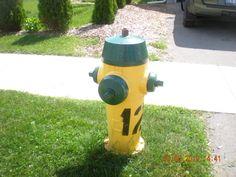 Hydrant/ Guelph, Ontario