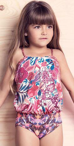 Maaji Big Sparkling Vibes Girls Dress Kids