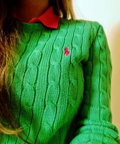 Polo Button Up/Sweater