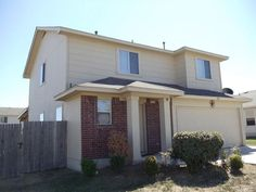 181 Endeavour in the Post Oak Subdivision in Kyle Texas.