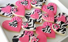 Zebra Hearts | Flickr - Photo Sharing!