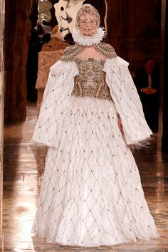 Fall Fashion Week '13: Spotlight on Alexander McQueen
