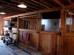 Heartland Set (The Barn)- I want stalls like these!