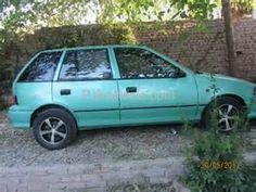Suzuki Cultus for Sale in Karachi, Pakistan - 2533