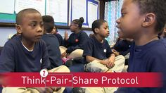 Classroom Protocols in Action: Think-Pair-Share