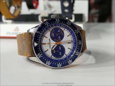 Mit dem neuen Chronographen Dakota launcht Dugena eine Limited Edition im Retro-Style