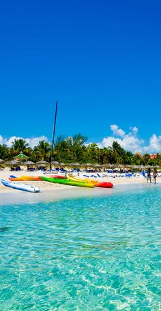 The beautiful beach of Varadero,Cuba | 16 Reasons why Cuba is so Loved by Tourists although is still under Communist Regime