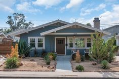 3005 Dale St, San Diego, CA 92104 - Photo 1 of 25 Bungalow Homes, Craftsman Bungalows, Dream Homes, Baths, San Diego, Heaven, Architecture, Outdoor Decor, House