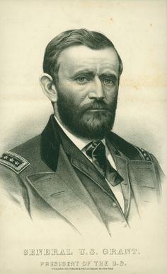 the history and military career of ulysses s grant Ulysses s grant was the 18th president of he returned to his army career and impressed president he was born as hiram ulysses grant in point.