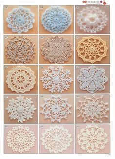 2180 crochet patterns for if I ever need them...