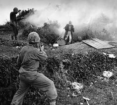 "The battle of Okinawa  On May 13, troops of the 96th Infantry Division and 763d Tank Battalion captured Conical Hill. Rising 476 feet (145 m) above the Yonabaru coastal plain, this feature was the eastern anchor of the main Japanese defenses and was defended by about 1,000 Japanese. Meanwhile, on the opposite coast, the 6th Marine Division fought for ""Sugar Loaf Hill"". The capture of these two key positions exposed the Japanese around Shuri on both sides."