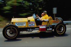 retro car 1912
