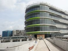singapore university of technology and design (SUTD) by UNStudio