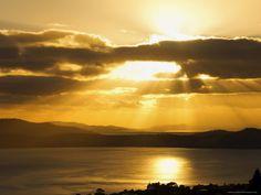 Pictures of the Sun Tasmania Hobart, Pictures Of The Sun, Nature Scenes, Box, Photo Mugs, Serenity, Sunrise, Poster, Australia