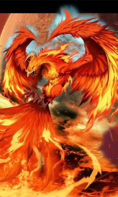 Phoenix Wallpaper 343 Phoenix Artwork, Phoenix Wallpaper, Phoenix Images, Rising Phoenix Tattoo, Phoenix Bird Tattoos, Fantasy Creatures, Mythical Creatures, Iron Man Cartoon, Mythical Birds