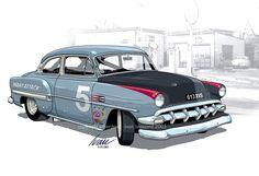 Chevy 54 sport