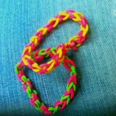 Mini Rubber-Band Bracelets :)