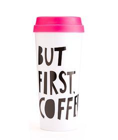 But First Coffee Mug - $17.99 + free shipping w/ code SHORELINEREPASHLEY at ShorelineBoutique.com