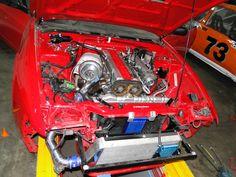 nissan s13 200sx 1jzgte powered by greddy turbo