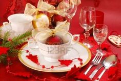 Christmas Centerpiece Ideas for Banquets | christmas-banquet-table-decorations-decoration-of-christmas-table-in ...
