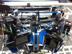 Libra Remote Head with two cameras - via Monster Remotes