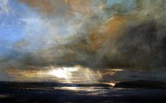 Zarina Stewart-Clark Breaking Light, Mull
