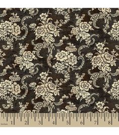 Legacy Studio Quilt Fabric- Lace French Rooster