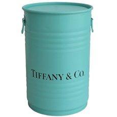 Tambor Tiffany & Co. Com Alças                                                                                                                                                      Mais