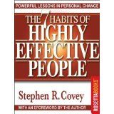 The 7 Habits of Highly Effective People (Kindle Edition)By Stephen R. Covey