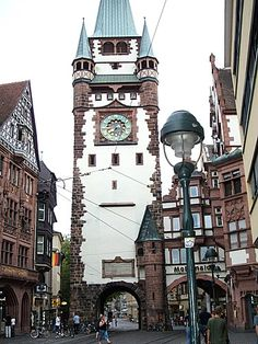 Freiburg, Deutschland. My home.