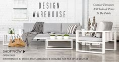 Design Warehouse offers experience and a dedicated sales team, in combination with the best pricing and the highest quality commercial outdoor furniture for volume or commercial furniture purchasers.
