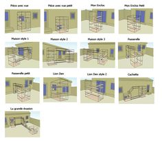 brand-new strategy cat kennel business design : It really is where the dogs and also the cats have been housed temporarily and absolutely for a small fee, and it is considered an alternative rather . Cage Chat, Diy Cat Enclosure, Outdoor Cat Enclosure, Cat Castle, Cat Kennel, Cat House Diy, Cat Hotel, Cat Cages, Cat Playground