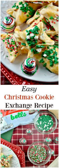 1000 images about easy christmas cookie recipes on for Simple christmas cookie and candy recipes