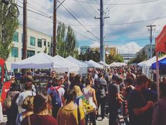 Everyone In Washington Should Visit This Epic Flea Market At Least Once - the Fremont Sunday Market in #Seattle