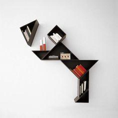 Tangram Shelves by Lago Italy https://fancy.com/things/246884351/Tangram-Shelves-by-Lago-Italy?ref=Inspirationfeed