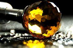 accessories for bathroom with Swarovski Crystals