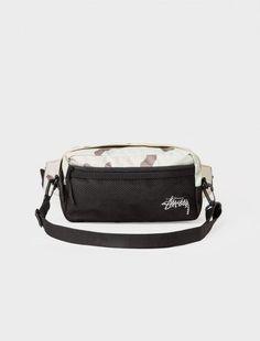 Stussy - Stock Desert Camo Side Bag - Desert Camo
