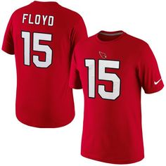 Michael Floyd Arizona Cardinals Nike Player Name & Number T-Shirt - Cardinal - $31.99