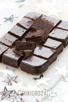 Gyömbéres csokoládékrém