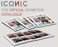 ICONIC OFFICIAL CATALOGUE FOR SALE. ALL THE INFO TO ORDER THE LIMITED EDITION CATALOGUE OF THE EXHIBITION ON THIS PAGE ON MANDAY 03.14.2016 STAY TUNED...TO BE IN THE GANG ICONIC - Portraits & Artwork inspired by The Queen of Pop A project by Gabriele Ferrarotti, Ettore Ventura e Michele Sacco.